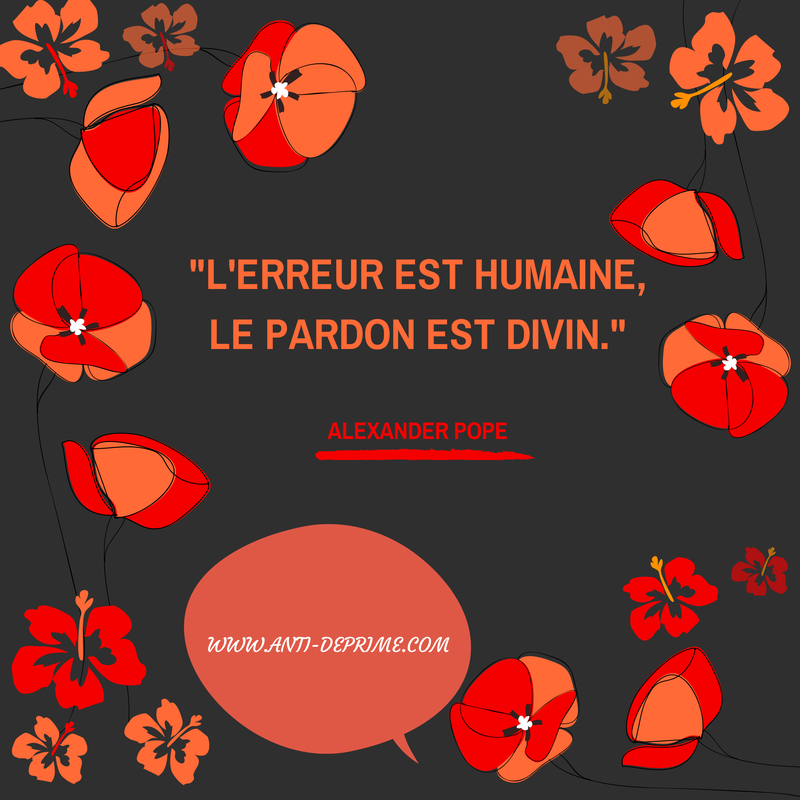 L'ERREUR EST HUMAINE,