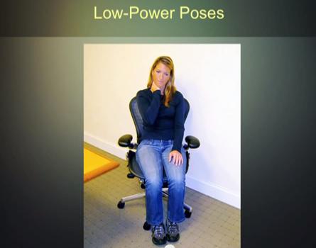posture impuissance