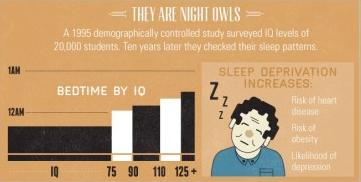 intelligence et sommeil