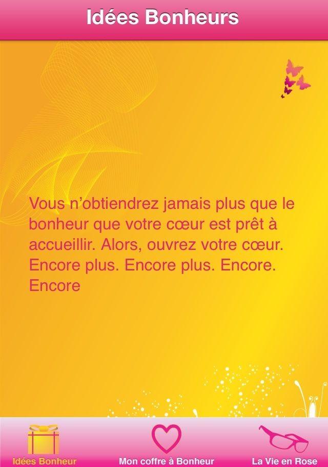 ibonheur