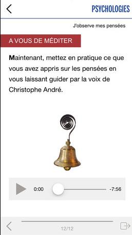 méditer avec christohe andré
