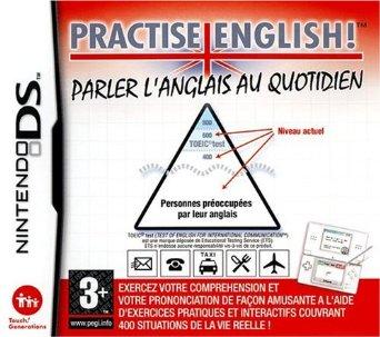 parler anglais nintendo DS