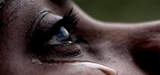 larmes de joie
