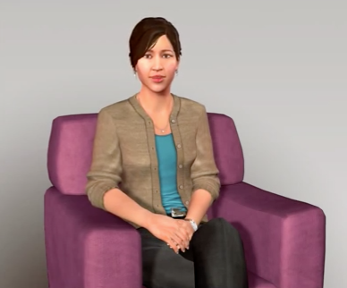 psychologue Ellie