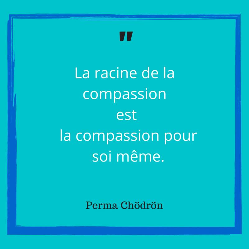 La racine de la compassion