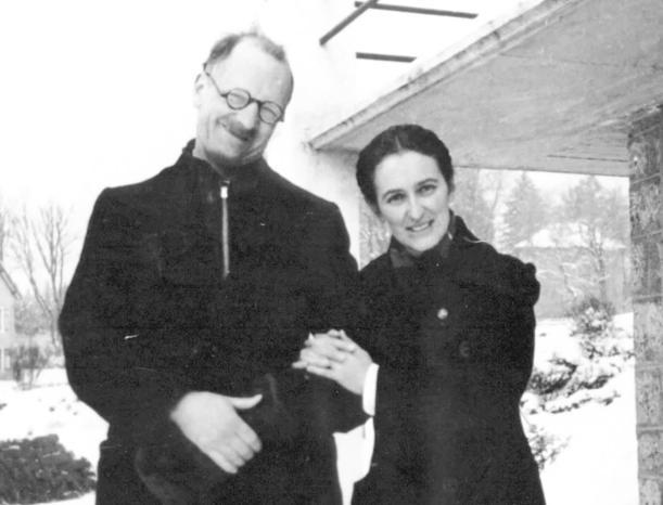 André Trocmé et sa femme Magda ont sauvé plus de 3000 juifs à Chambon Sur Lignon en dépit des menaces allemandes.