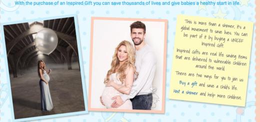 Shakira Unicef