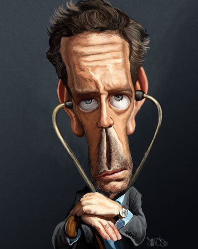Dr._House_caricature