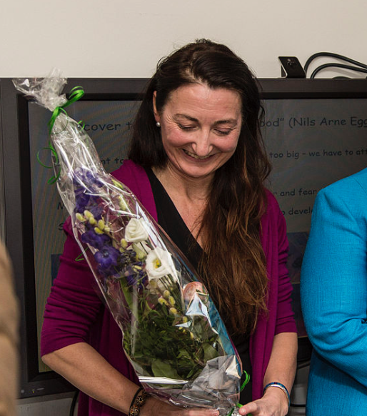 May-Britt Moser co-lauréate du prix Nobel de physiologie ou de médecine