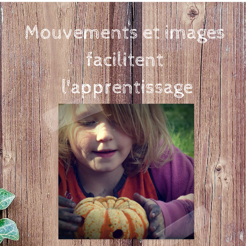 Mouvements et images facilitent