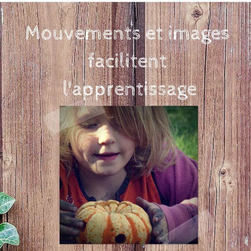 Mouvements et images facilitent