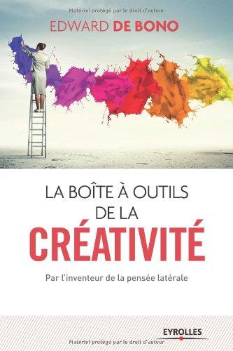 la boite à outil de la créativité
