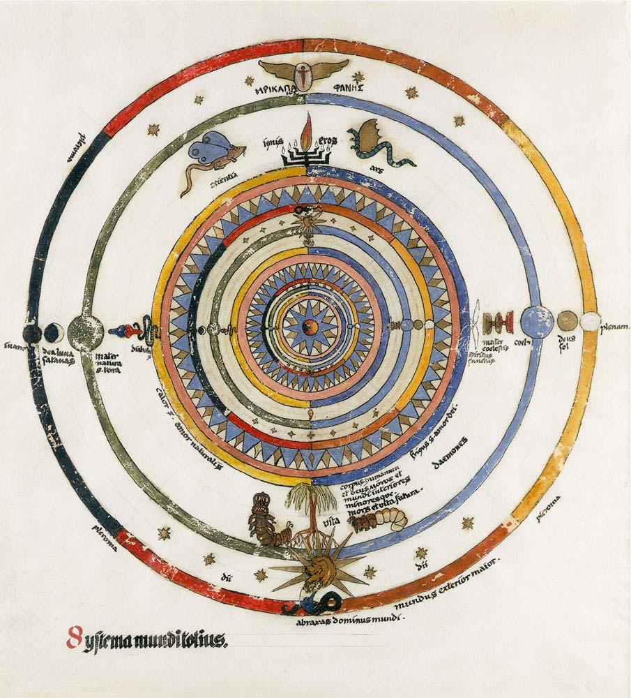 Jung premier mandala