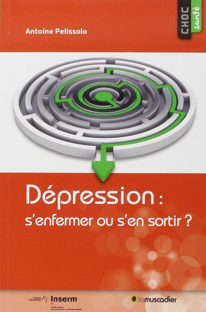 dépression - s'enfermer ou s'en sortir Antoine Pelissolo
