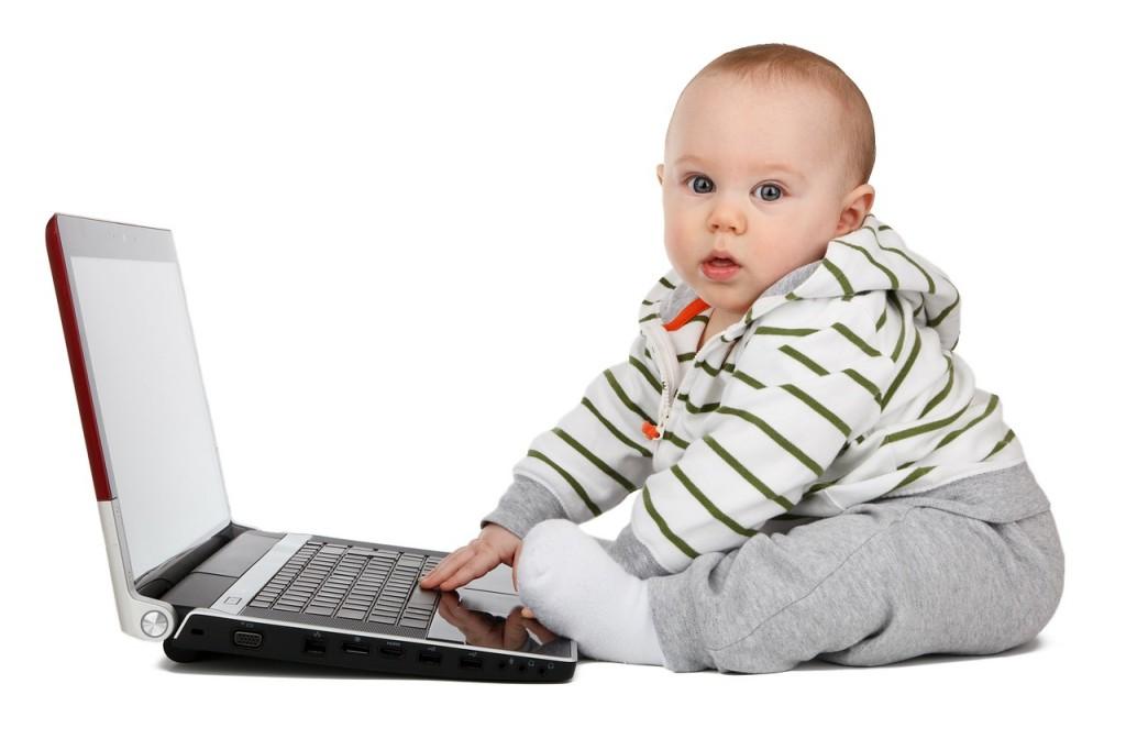 ordinateur et bébé ?