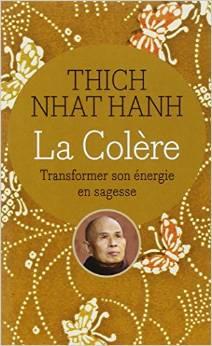 la colère Thich Nhat Hanh
