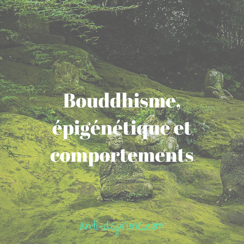 Bouddhisme, épigénétique et