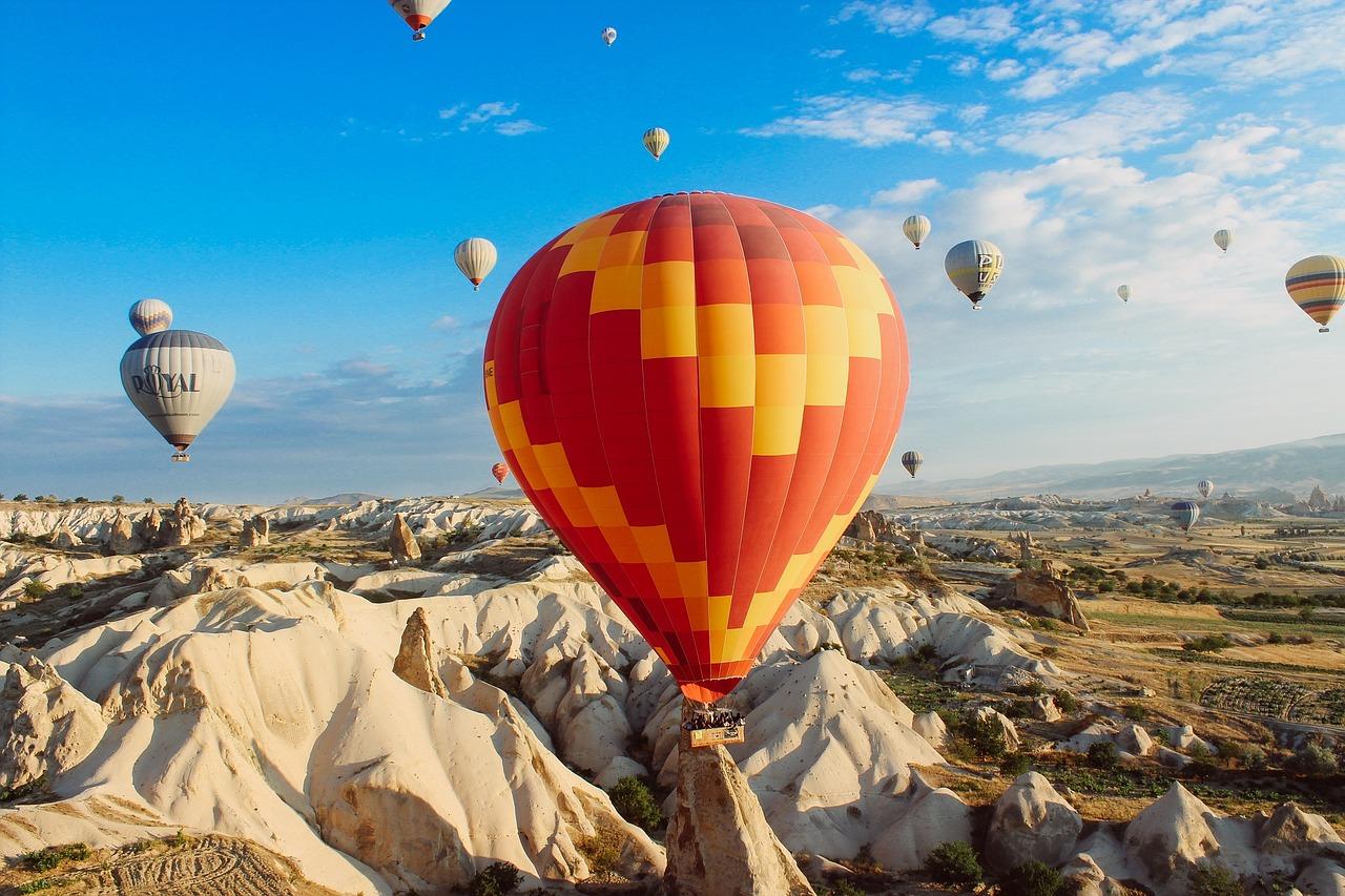 joie légèreté créativité voyage