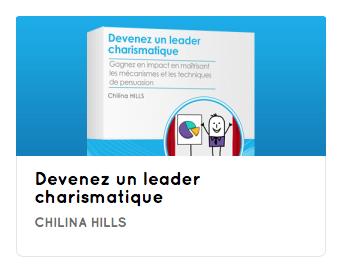 Devenez un leader charismatique