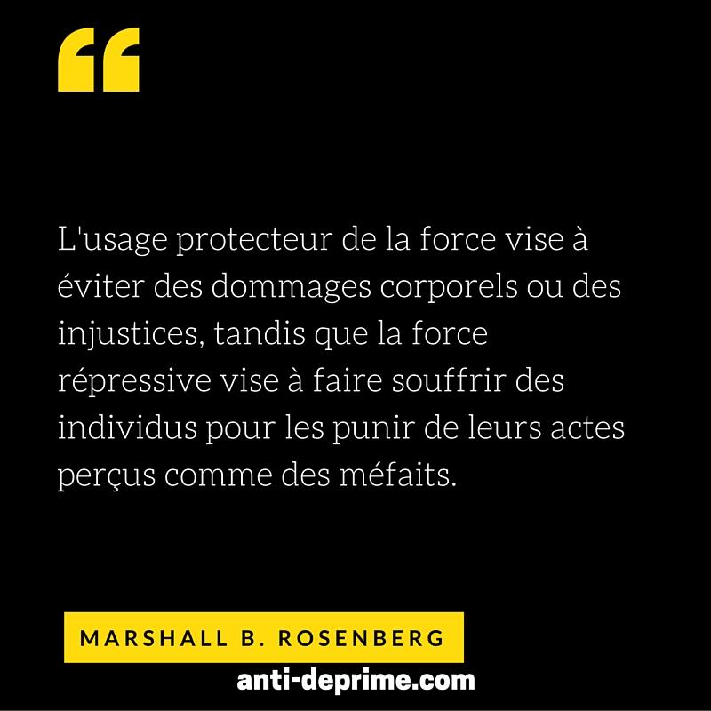 Citations Et Ressources De Communication Non Violente Marshall B