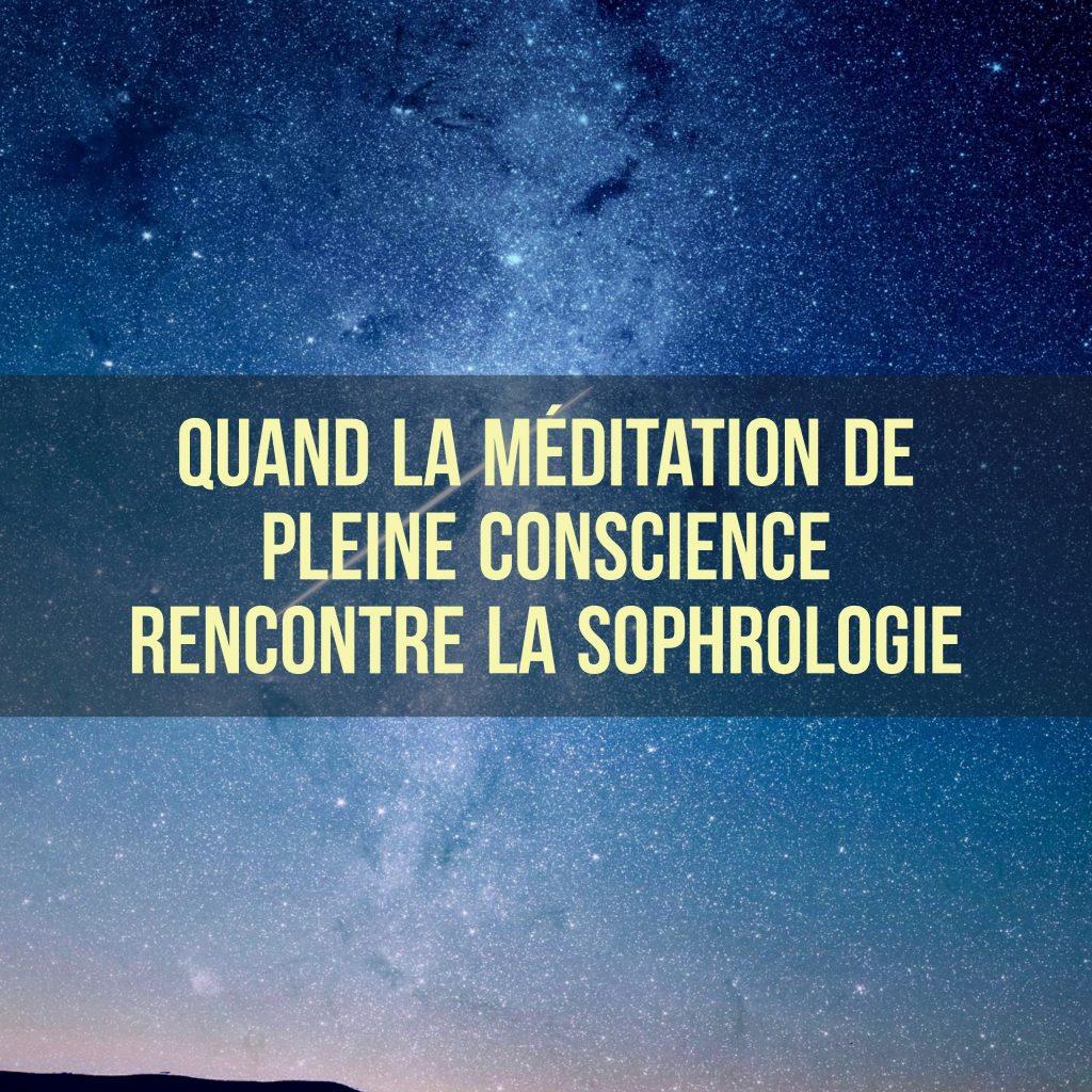 meditation de pleine conscience formation