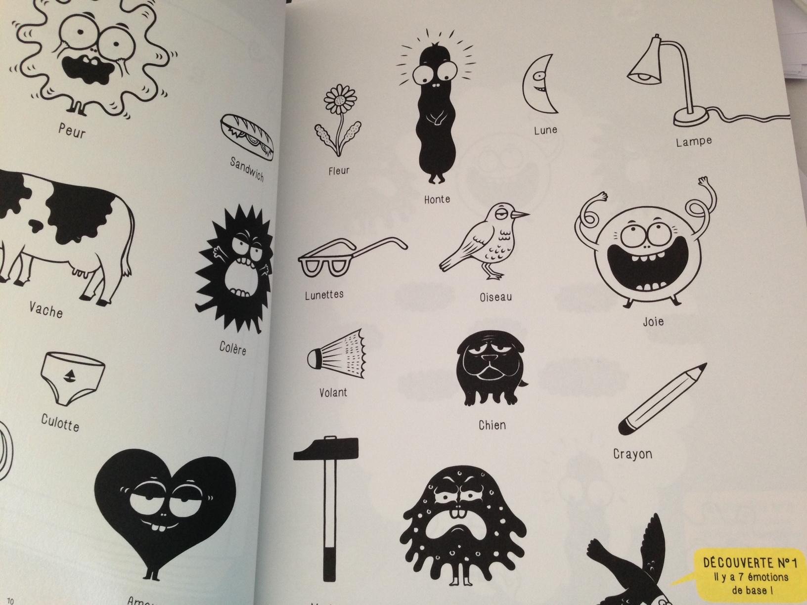 Nouveauté : les cahiers Filliozat (mes émotions)