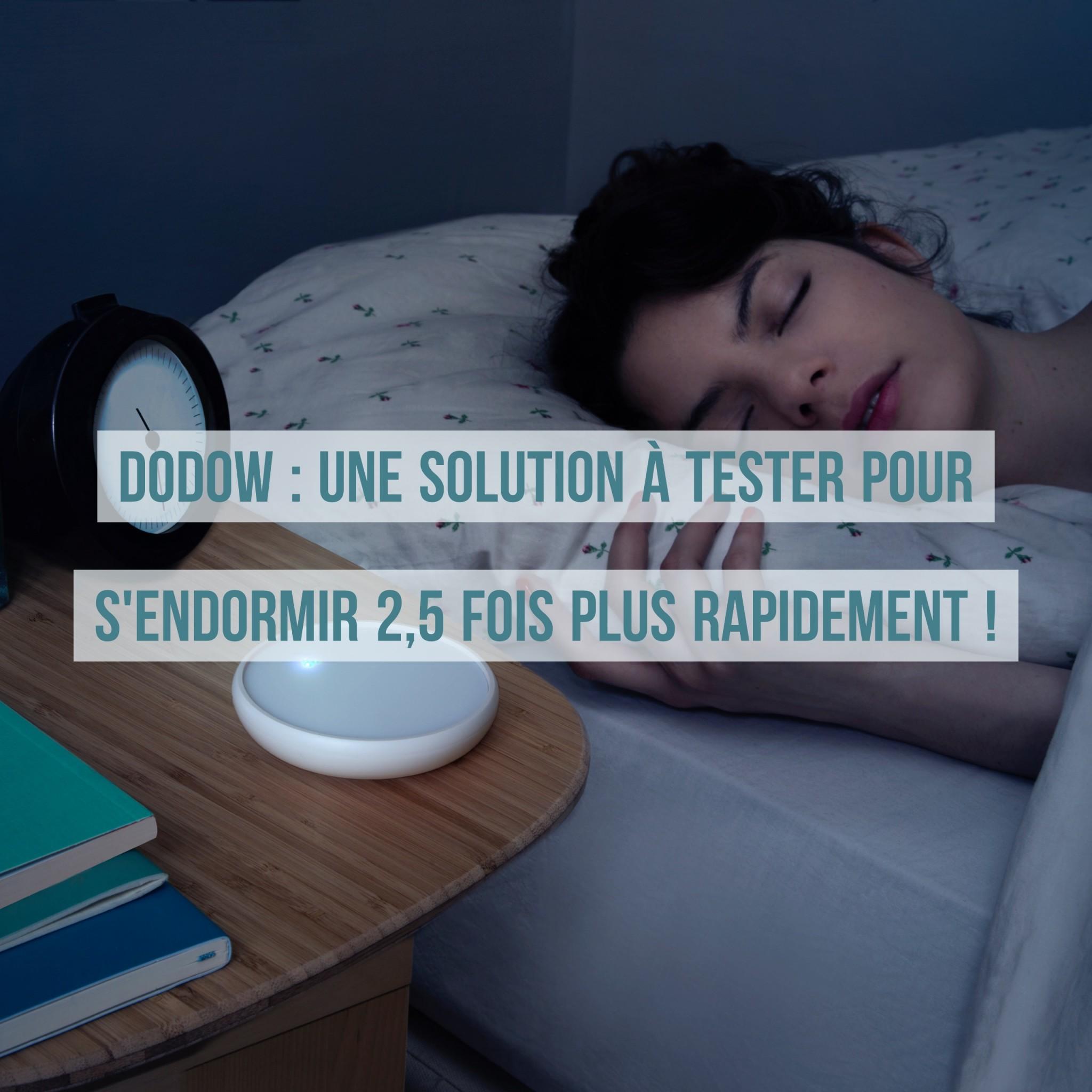 Dodow : mieux dormir naturellement